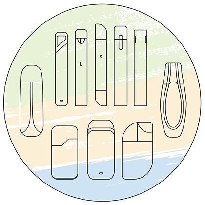 Wax Device &Pod System